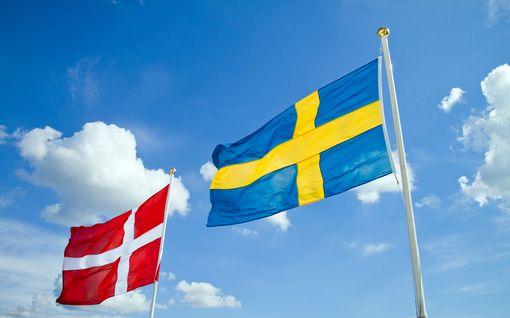 Tanska päästää kaikki ruotsalaiset maahan lauantaista alkaen