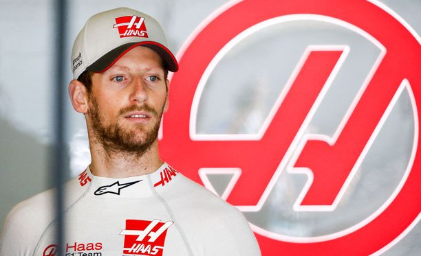 """Ketä Romain Grosjean (kuvassa) haukkui """"idiootiksi""""?"""