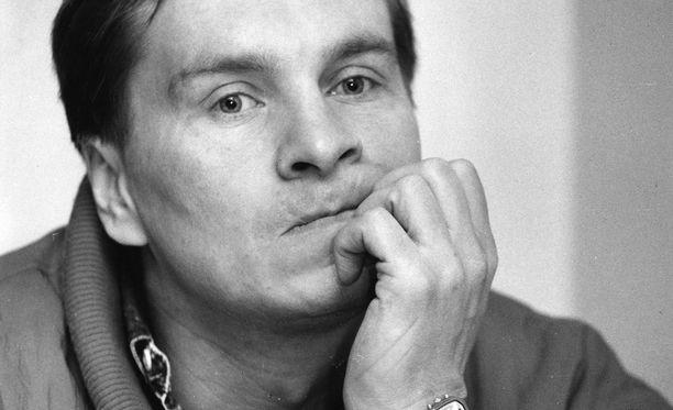 HIFK-legenda Matti Hagman menehtyi vuosi sitten lokakuussa, 61-vuotiaana.