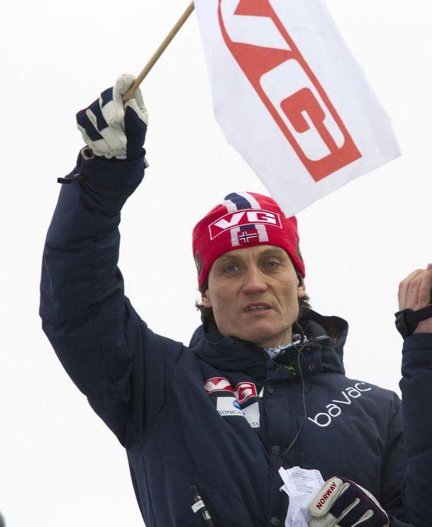 Norjan mäkivalmentajana Mika Kojonkoselle tuli huippumenestystä.