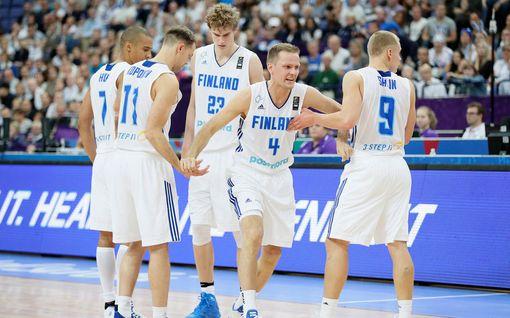 Kolme pointtia Susijengin otteluun: Loppuvatko Suomelta pelaajat kesken?
