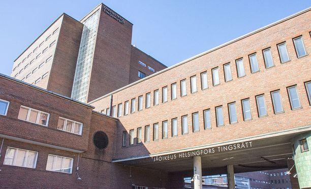 Terrorismiin liittyviä rikoksia käsitellään tällä viikolla Helsingin käräjäoikeudessa.