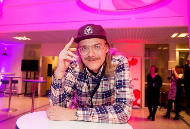 Stig Dogg muisti Häkkistä Flow-festivaalin keikallaan. Kuvassa artisti vuonna 2016.