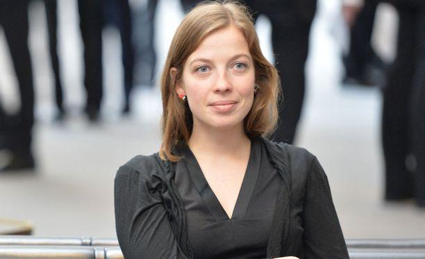 Li Andersson ilmoittautui vasemmistoliiton puheenjohtajakisaan.