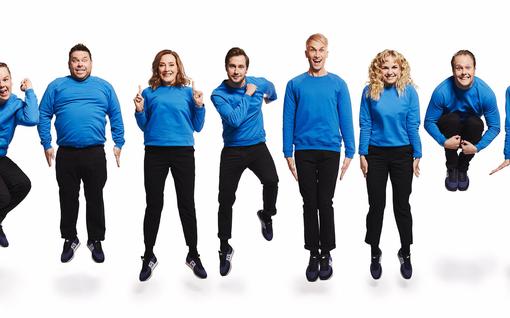 Tässä he ovat: Putouksen uudet näyttelijät!