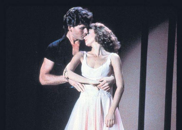 Tanssin taika yhdistää Jennifer Greyn ja Patrick Swayzen.