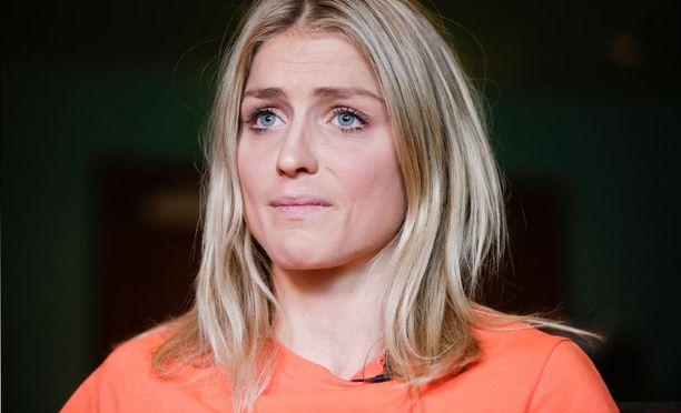 Therese Johaug sai huonoja uutisia tiistaina.