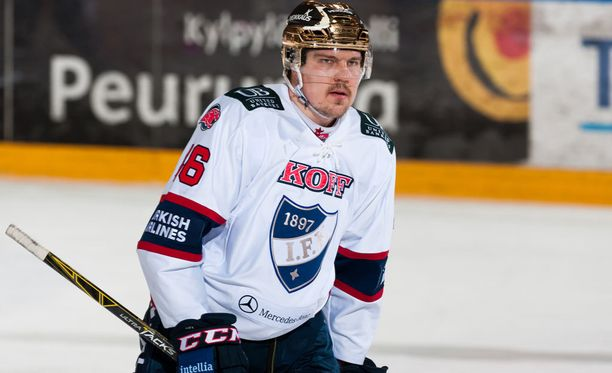 Teemu Ramstedt palaa KHL:ään.