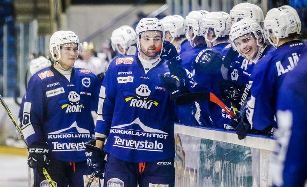 RoKi sijoittui Mestiksessä viime kaudella viimeiseksi.