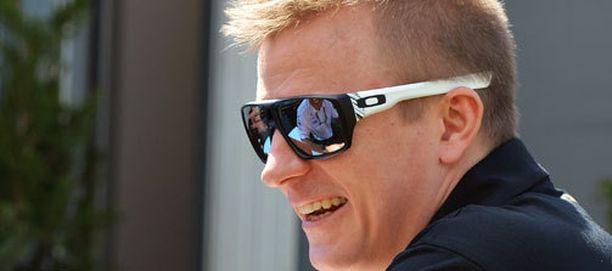 Kimi Räikkönen oli tyytyväinen Malesian harjoituksiinsa.