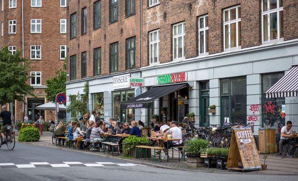 Maarouf asuu nykyisin Kööpenhaminan Nørrebron kaupunginosassa.