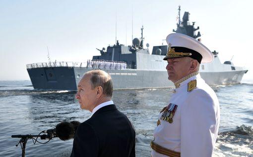 Tällaisen kaluston Venäjä tuo Itämerelle –Suurharjoitus kielii merivoimien huonosta kunnosta