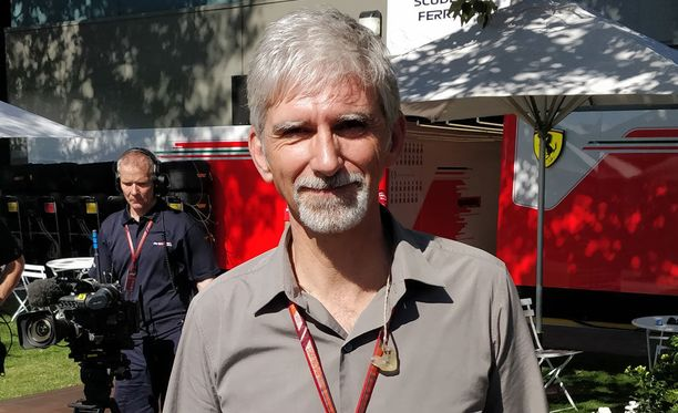 Damon Hill arvioi Iltalehdelle Kimi Räikkösen tilannetta.