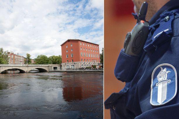 Poliisilla ei ole tarkempaa tietoa Tampereelle suunnitellun joukkotappelun tapahtumapaikasta.