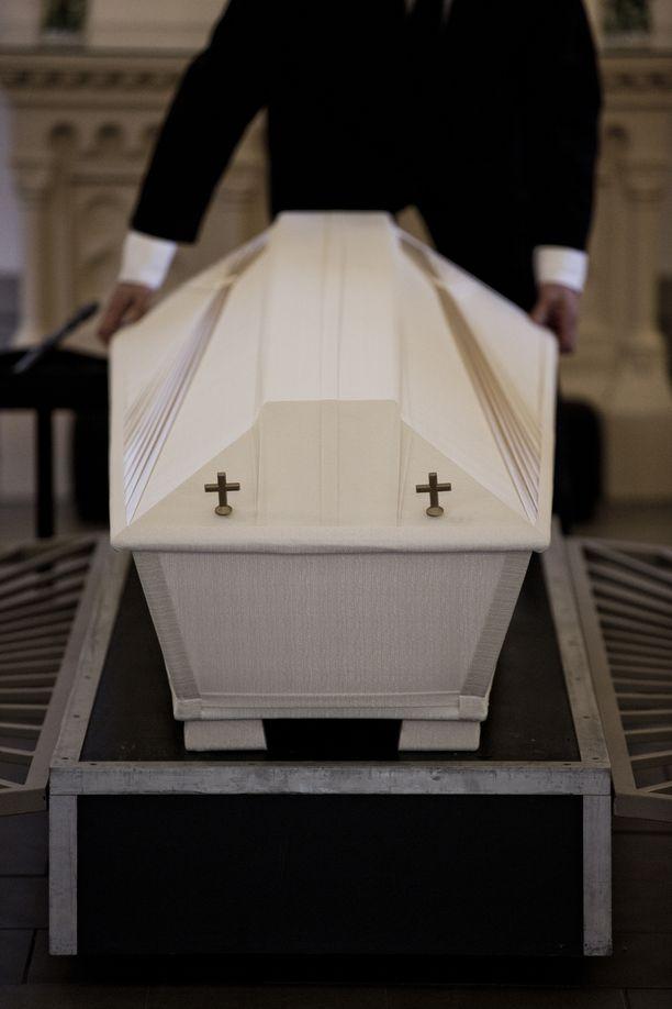 Ruumis liikkuu kuoleman jälkeen, kertoo uusin tutkimus.