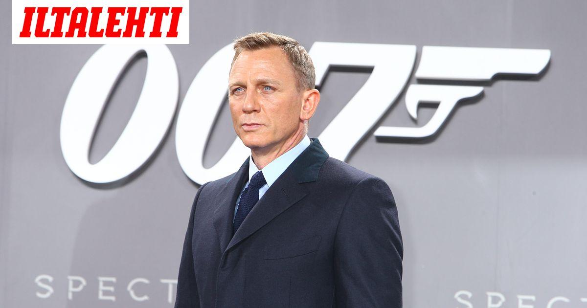 James Bond Näyttelijät