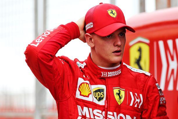 Saksalaiskuski Mick Schumacher saatetaan nähdä jo ensi kaudella F1-kisakuskina.