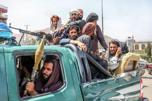Taliban sai Afganistanin pääkaupungin Kabulin haltuunsa hämmästyttävän nopeasti.