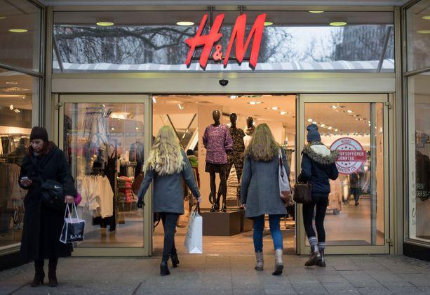 Ruotsalainen Hennes & Mauritz on yksi maailman tunnetuimmista vaatebrändeistä.
