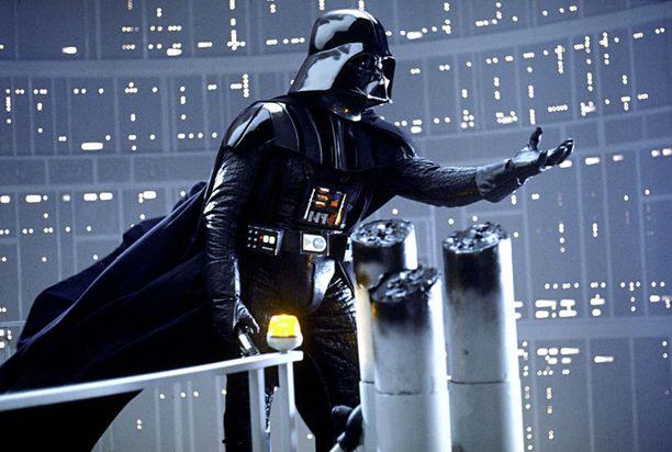 Darth Vader lausui kuolemattomat sanat Imperiumin vastaisku -elokuvassa vuodelta 1980.