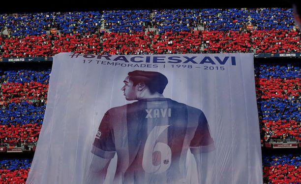 Xavin viimeinen peli Barcelonan paidassa oli ikimuistoinen.