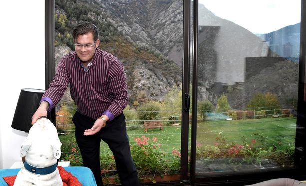 Iltalehti vieraili lokakuussa Ilja Janitskin kotona Andorrassa.