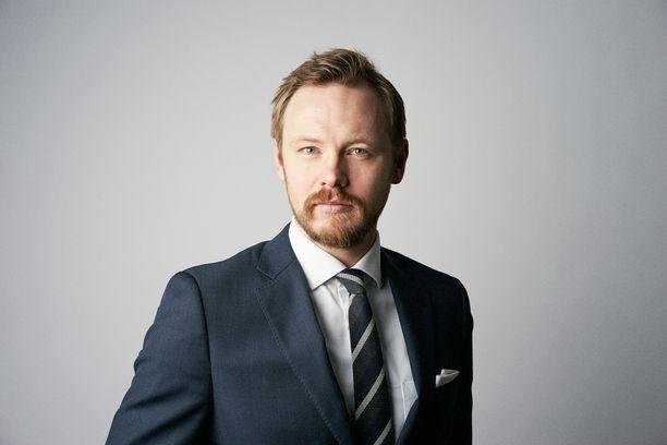 Björn Jerdén johtaa ruotsalaisen tutkimuskeskuksen Kiina-keskusta.