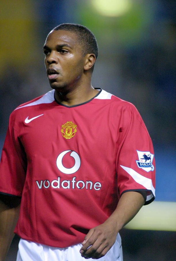 Quinton Fortune pelasi Manchester Unitedissa kausina 1999-2006.