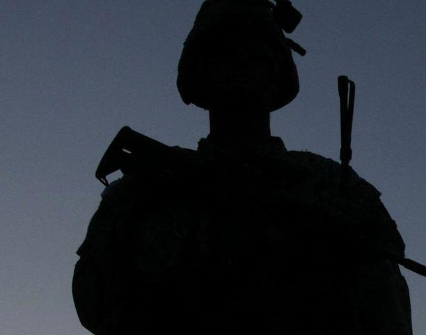 Hollannilla on 2 000 sotilasta Uruzganin maakunnassa.