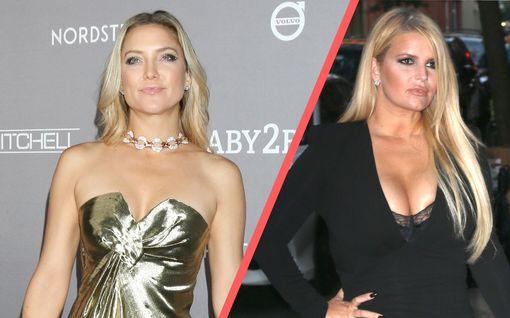 Jessica Simpson laihtui 45 kiloa, Kate Hudson 11 kiloa – Näin toimii jo unohdettu klassikkodieetti, joka on uudistunut täysin