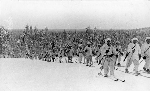 Talvisota alkoi 30.11.1939.