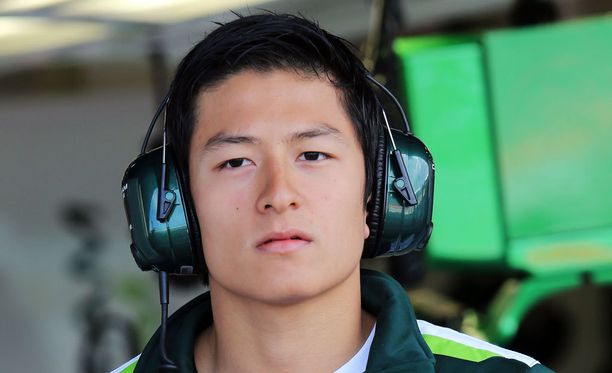 Rio Haryanto tarttuu alkavalla kaudella Manorin rattiin.