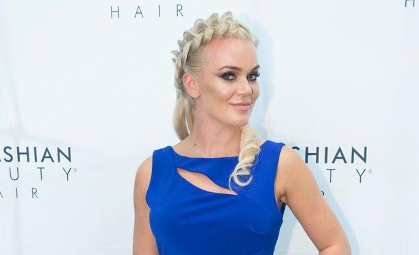 Rosanna Kulju on mukana ensi vuoden Miss Helsingin valinnassa.