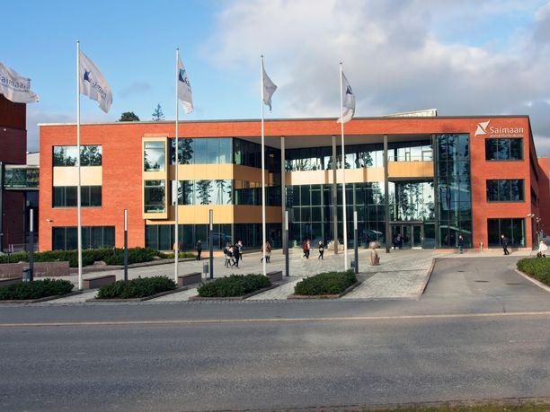 LAB Ammattikorkeakoulu Lappeenrannassa.