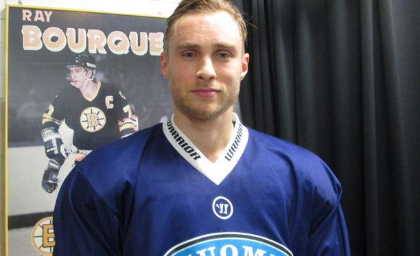 Ilari Filppula pelasi Suomen A-maajoukkueessa viimeksi joulukuun Moskovan turnauksessa.