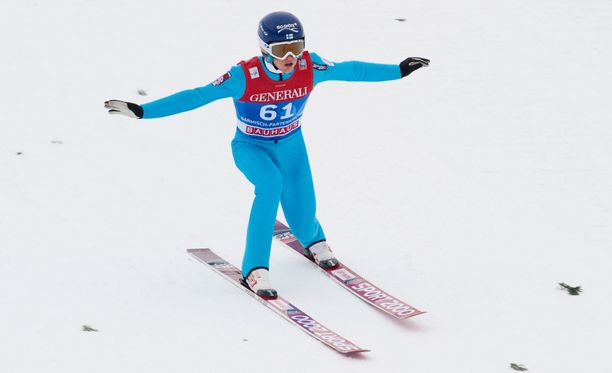 Lauri Asikainen voi olla Suomen vahvin valtti mäkiviikolla.