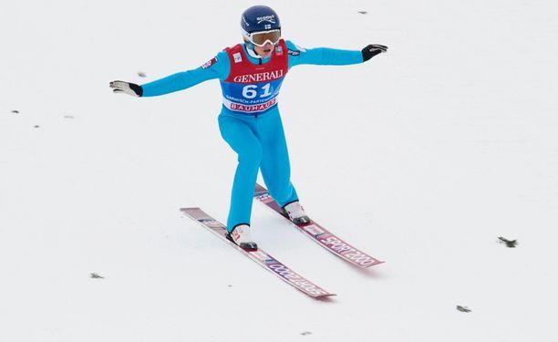 Lauri Asikainen ei yltänyt parhaimpaansa.
