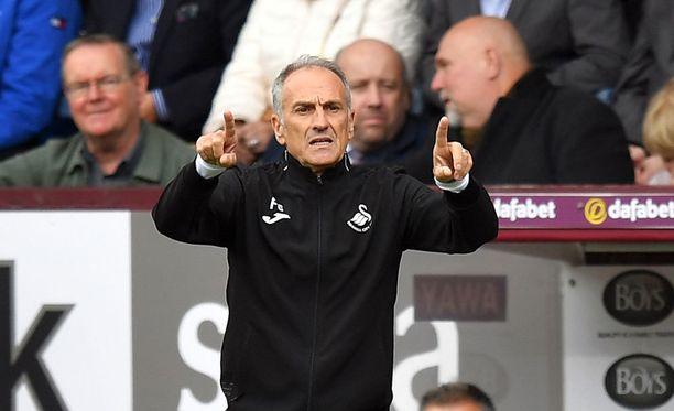 Francesco Guidolinin Swansea on ennakkosuosikki Hullia vastaan.
