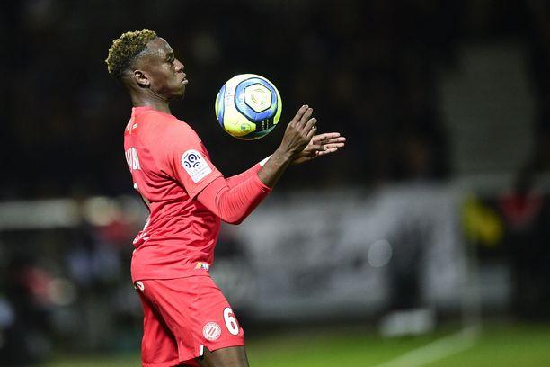 Junior Sambia on edustanut Montpellieriä vuodesta 2017.