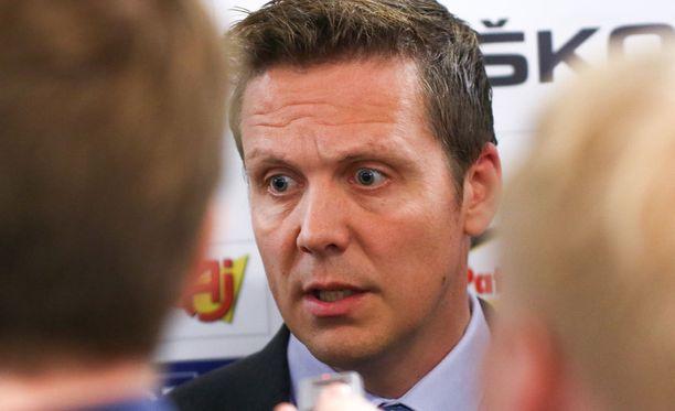 Lauri Marjamäki toivoo Leijonilta parempaa erikoistilannepelaamista.