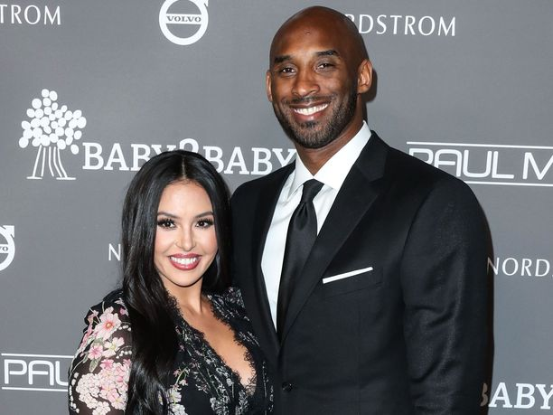 Vanessa Bryant menetti rakkaan miehensä Koben.