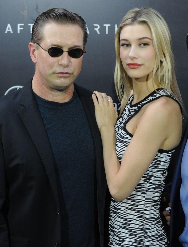 Stephen Baldwinin Hailey-tytär on ammatiltaan malli.