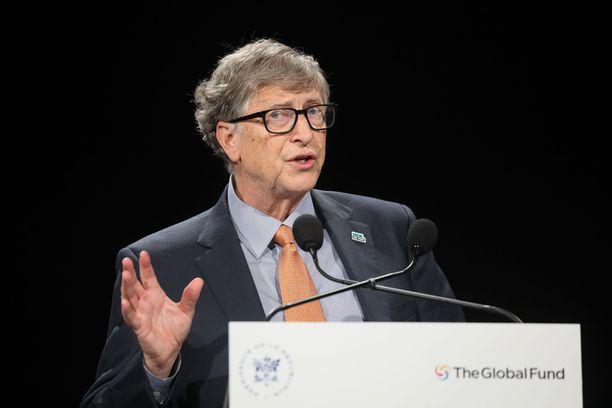 Microsoftin perustaja Bill Gates haluaa käyttää jatkossa entistä enemmän aikaansa hyväntekeväisyystyöhön.