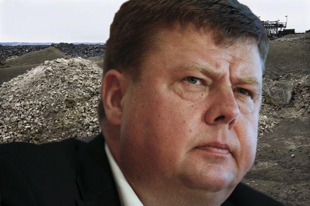 Pekka Perän tuomio törkeästä ympäristön turmelemisesta pysyi.