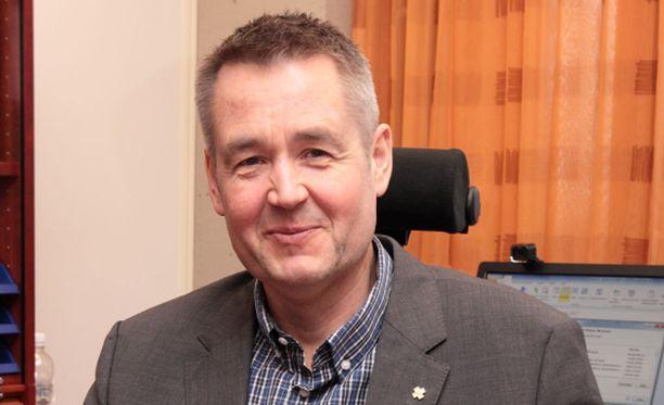Forssan kaupunginjohtaja Jari Kesäniemi ei halua nyt kommentoida pahoinpitelyepäilyään.