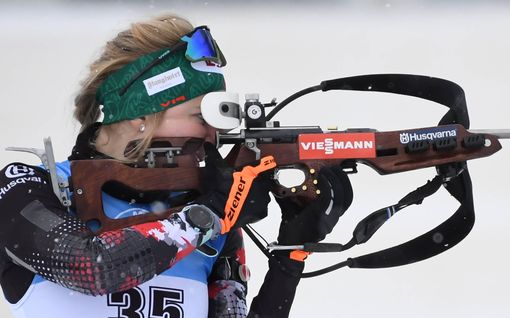 """Itävallan Lisa Theresa Hauser otti uransa ensimmäisen voiton maailmancupissa – """"Itken hieman onnesta"""""""