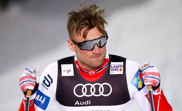 Petter Northug jäi yllättäen rannalle Norjan joukkueesta.