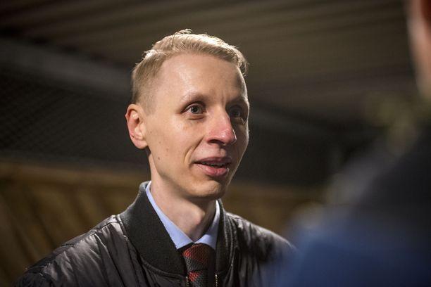 Teemu Arppe eli Onni Tonkija on Suomen tunnetuin dyykkaaja.