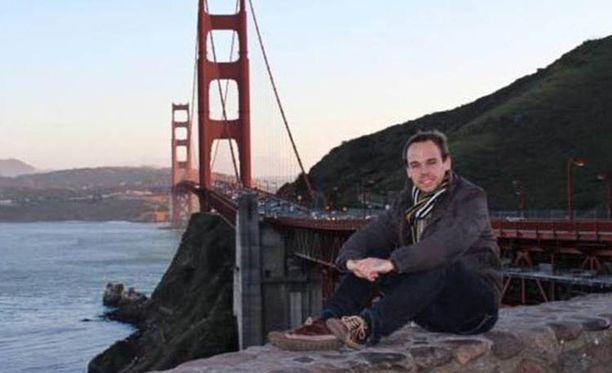 Andreas Lubitzin uskotaan syösseen Germanwingsin lentokoneen tahallaan vuoren seinään Alpeilla Etelä-Ranskassa. Kuva on Lubitzin Facebook-profiilista.