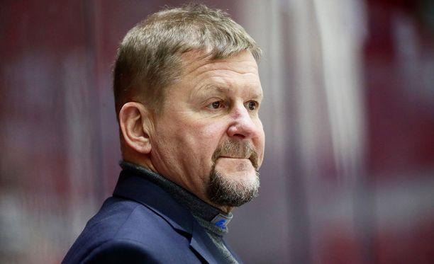 Kari Heikkilän edellinen pesti oli Rauman Lukon päävalmentajana viime kaudella.